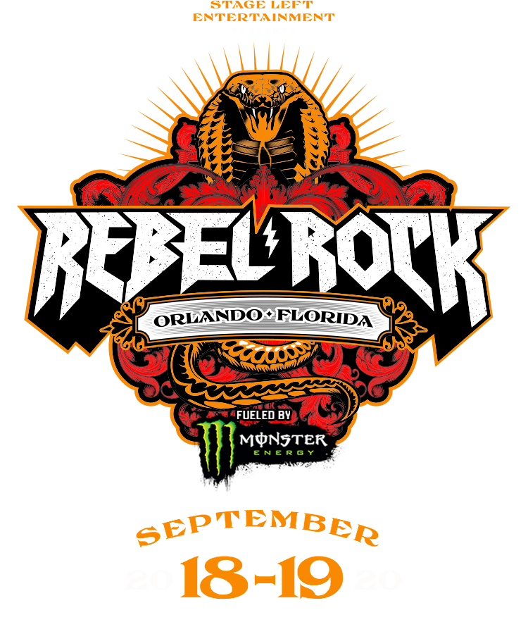 Rebel Rock | September 18-19, 2020 | Central Florida Fairgrounds Logo