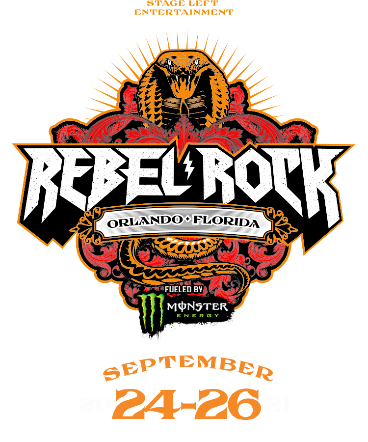 Rebel Rock | September 24-26, 2021 | Central Florida Fairgrounds Logo