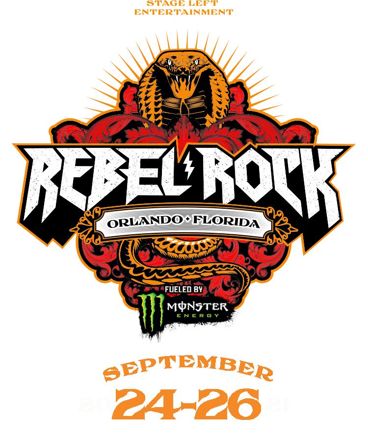 Rebel Rock | September 24-26, 2021 | Central Florida Fairgrounds Logo